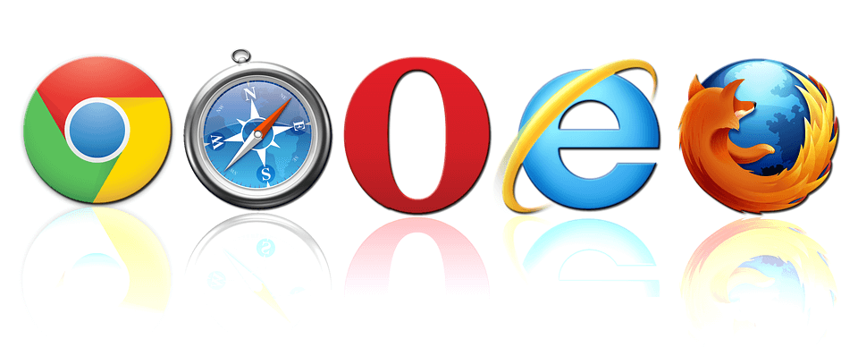 Compatible With Modern Web Browsers